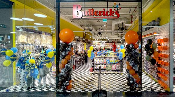 Buttericks Mall of Scandinavia