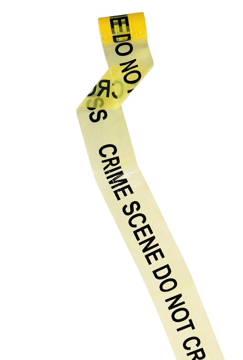 Avspärrningsband, crime scene