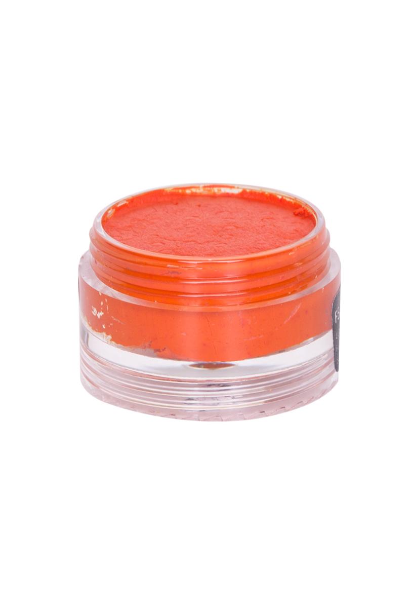 Kroppsfärg aqua, orange