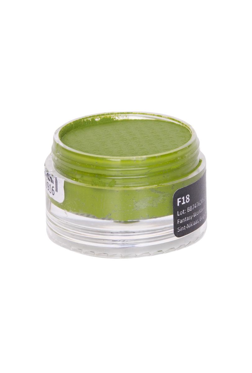Kroppsfärg aqua, grön