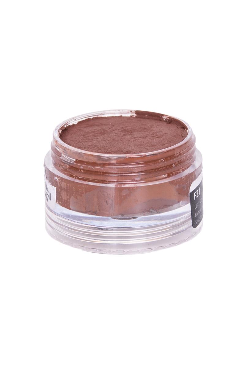 Kroppsfärg aqua, brun
