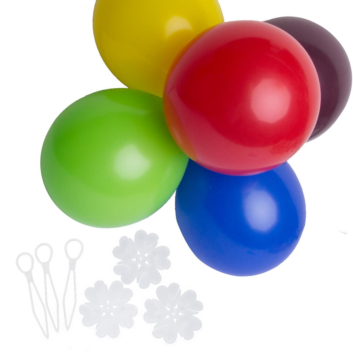 Hållare, ballongbukett