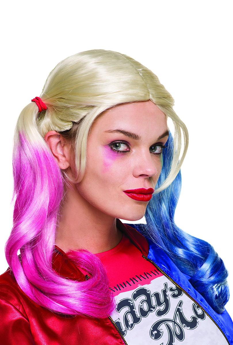 Suicide Squad Harley Quinn, peruk