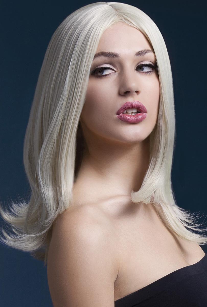 Peruk Sophia, blond
