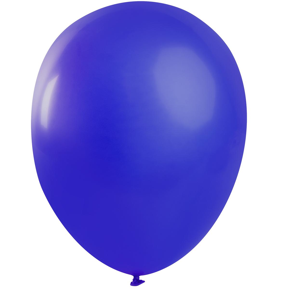 Ballong lösvikt, Mörkblå