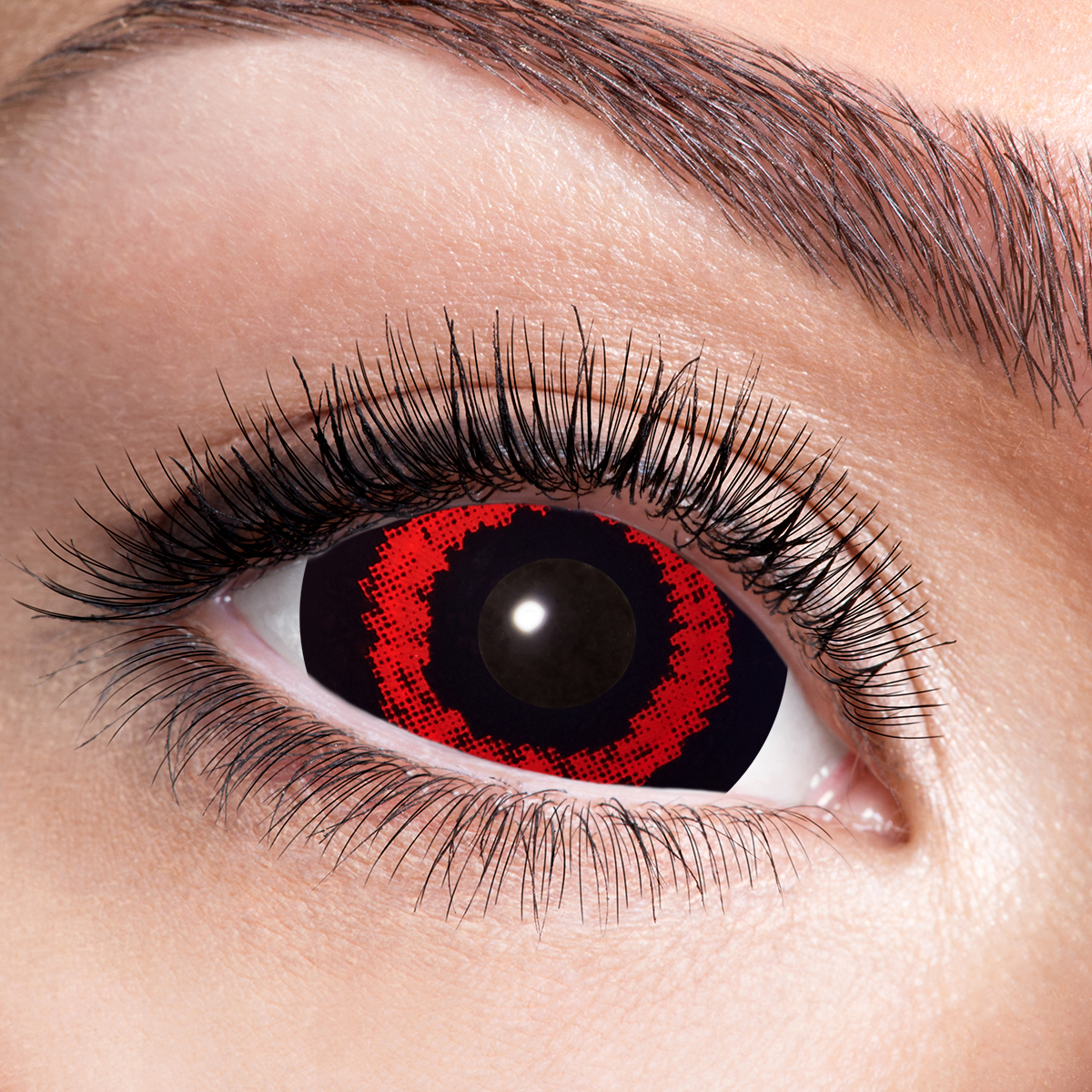 Sclera Red Demon 6 mån