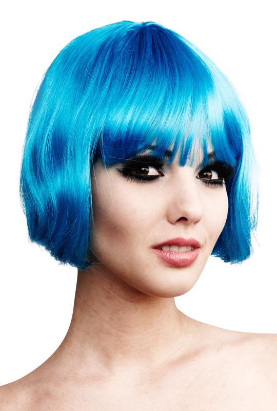 Sassy, blå