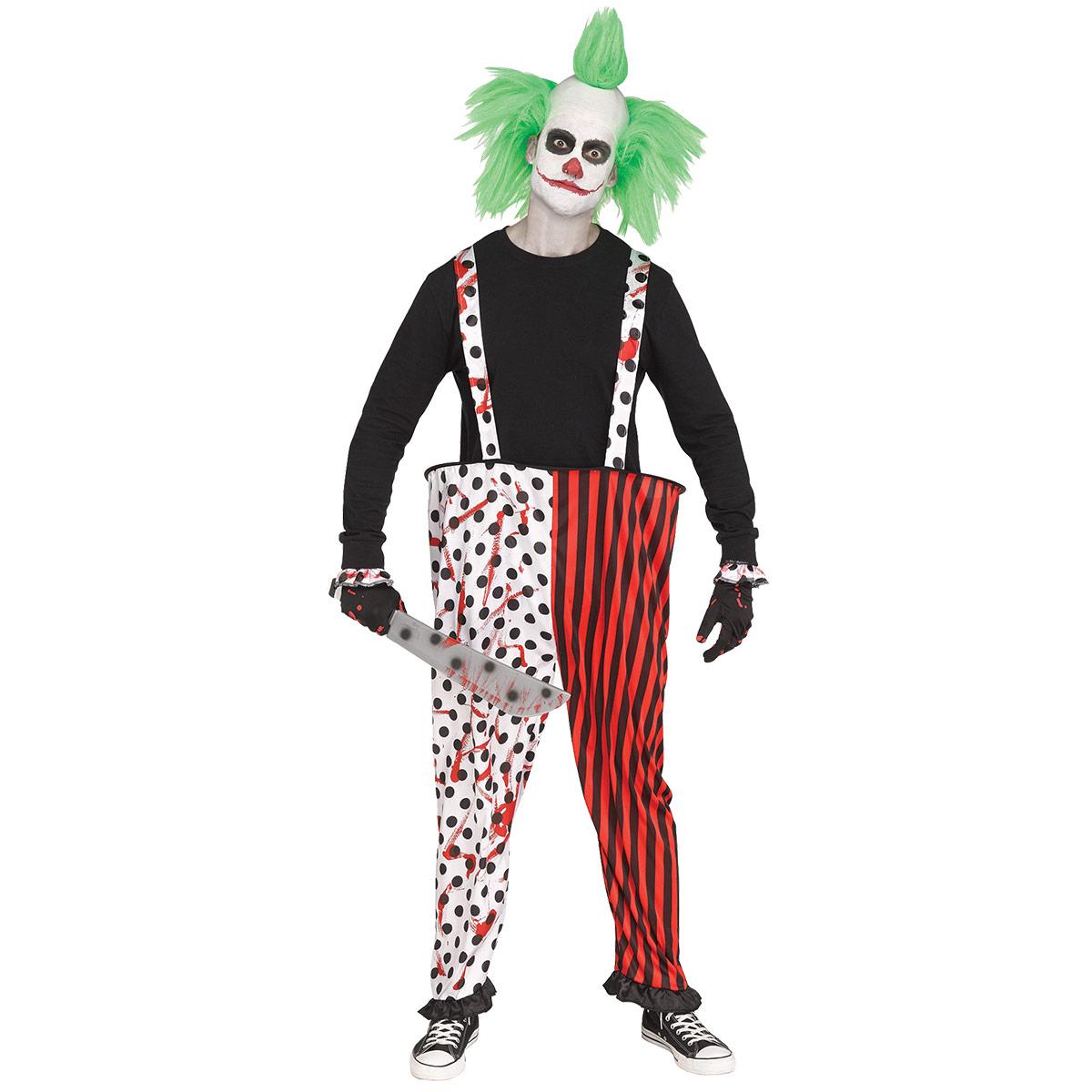 Dräkt  clownbyxor