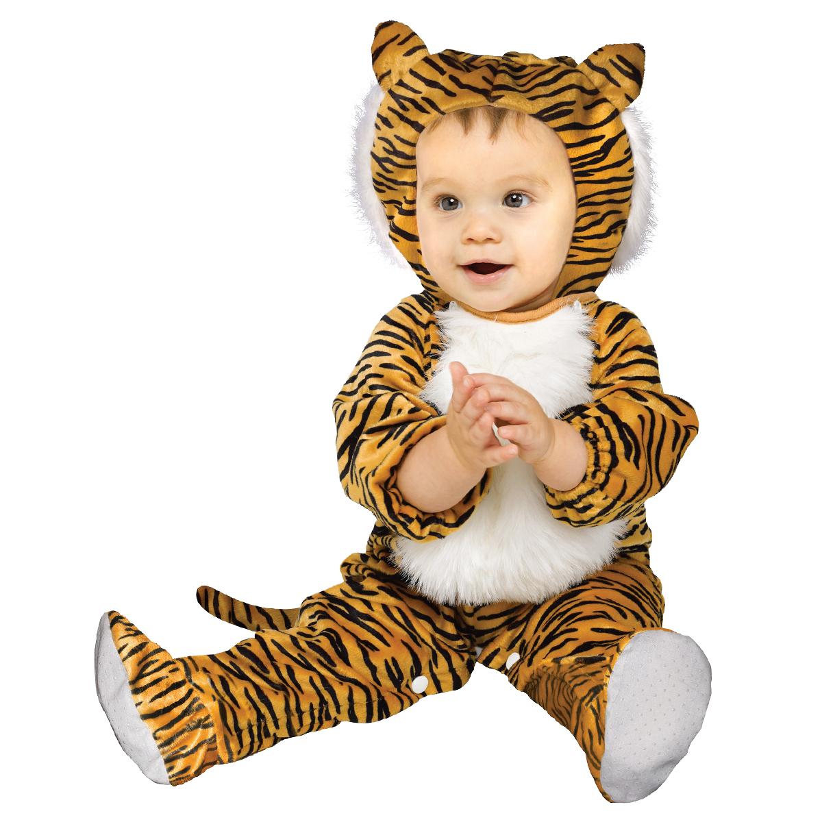 Bebisdräkt, tiger