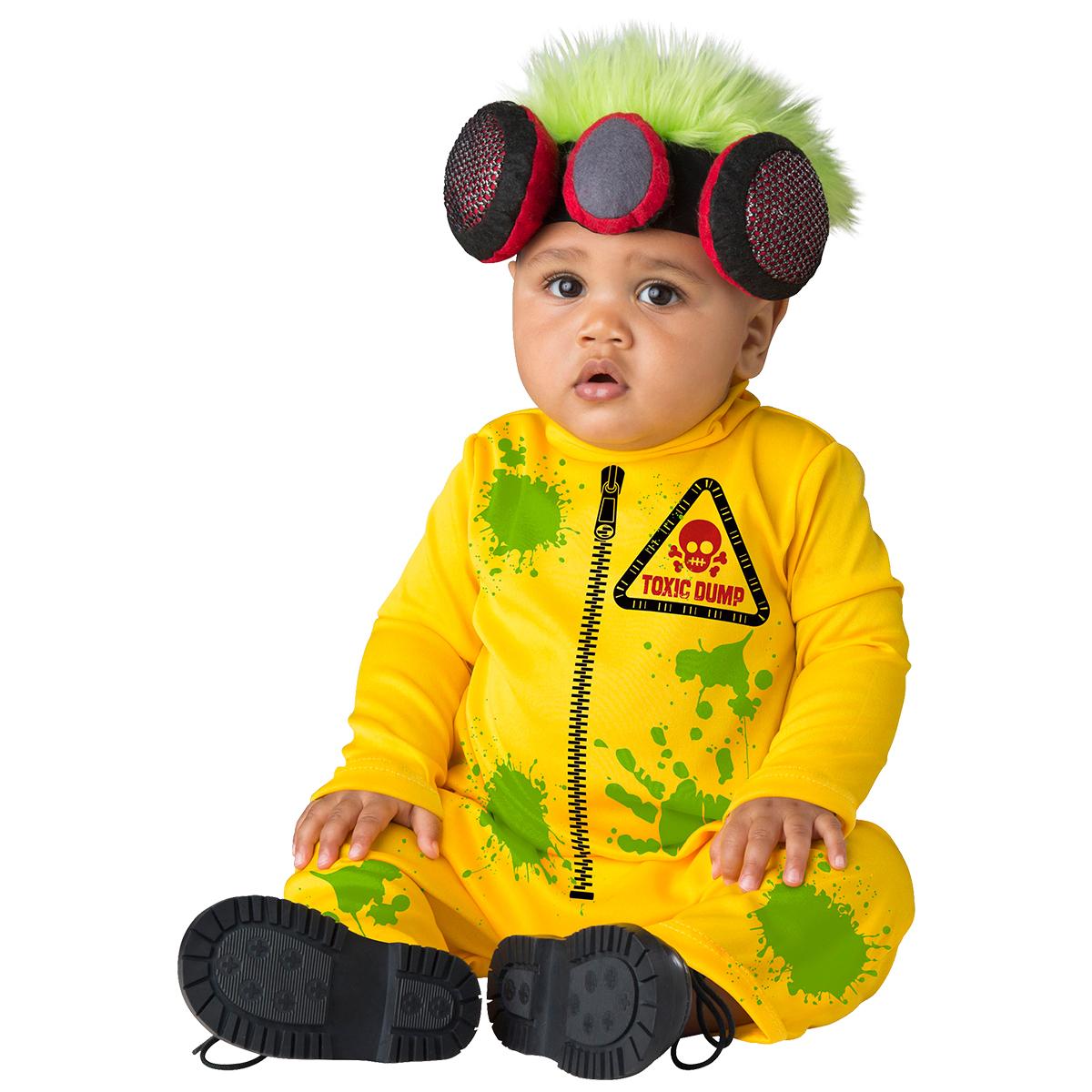 Bebisdräkt, toxic dump