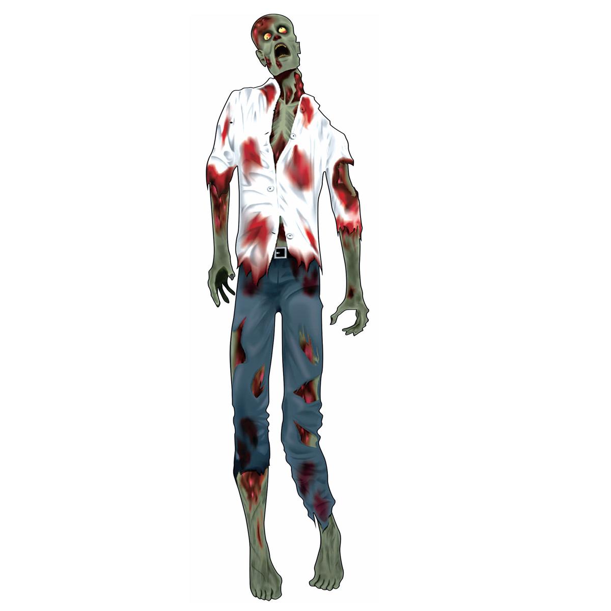 Zombie, hängande dekoration