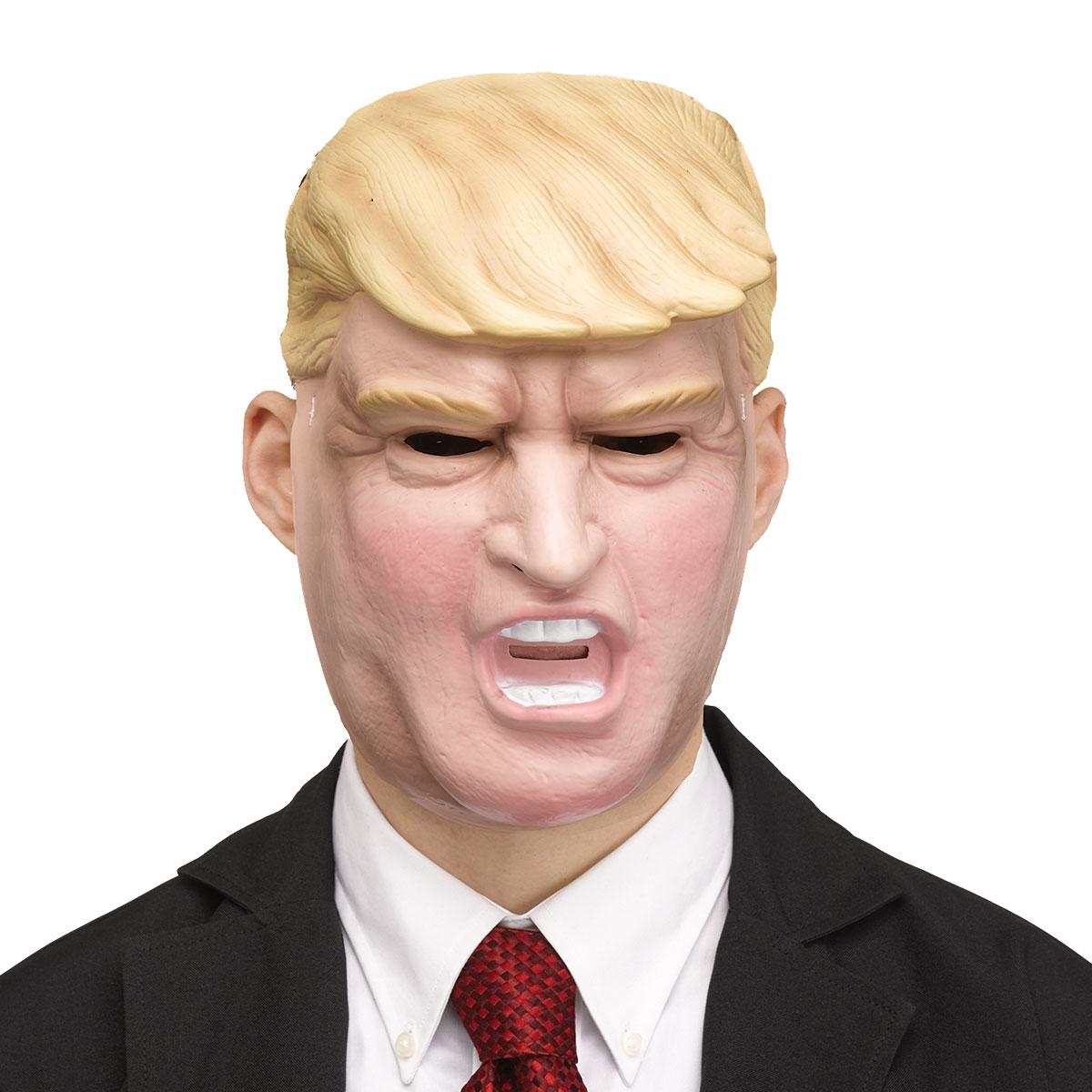 Mask  halv Trump
