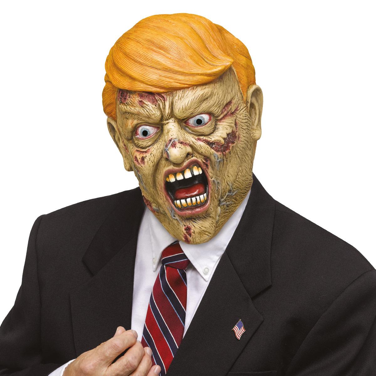 Mask  Trump zombie