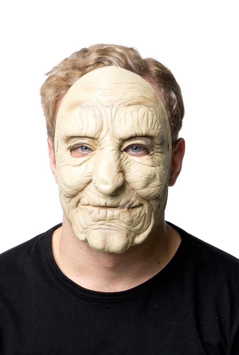 Ansiktsmask  gubbe