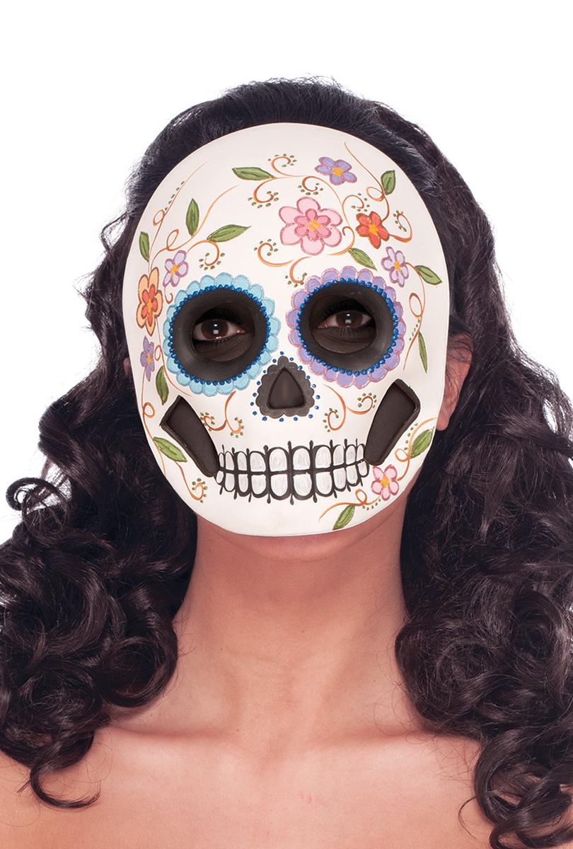 Day of the dead  ansiktsmask
