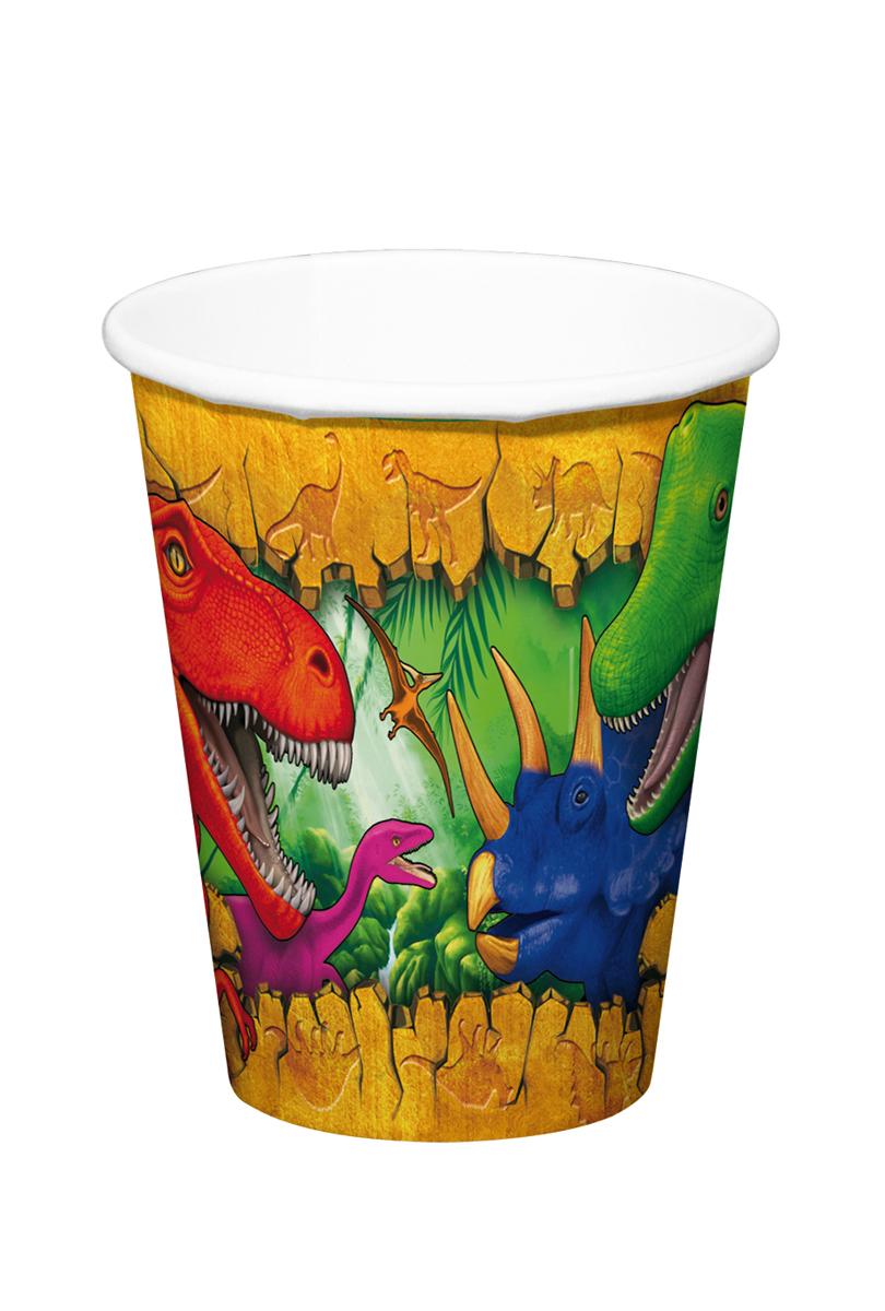 Dinosaurie Muggar 6st.