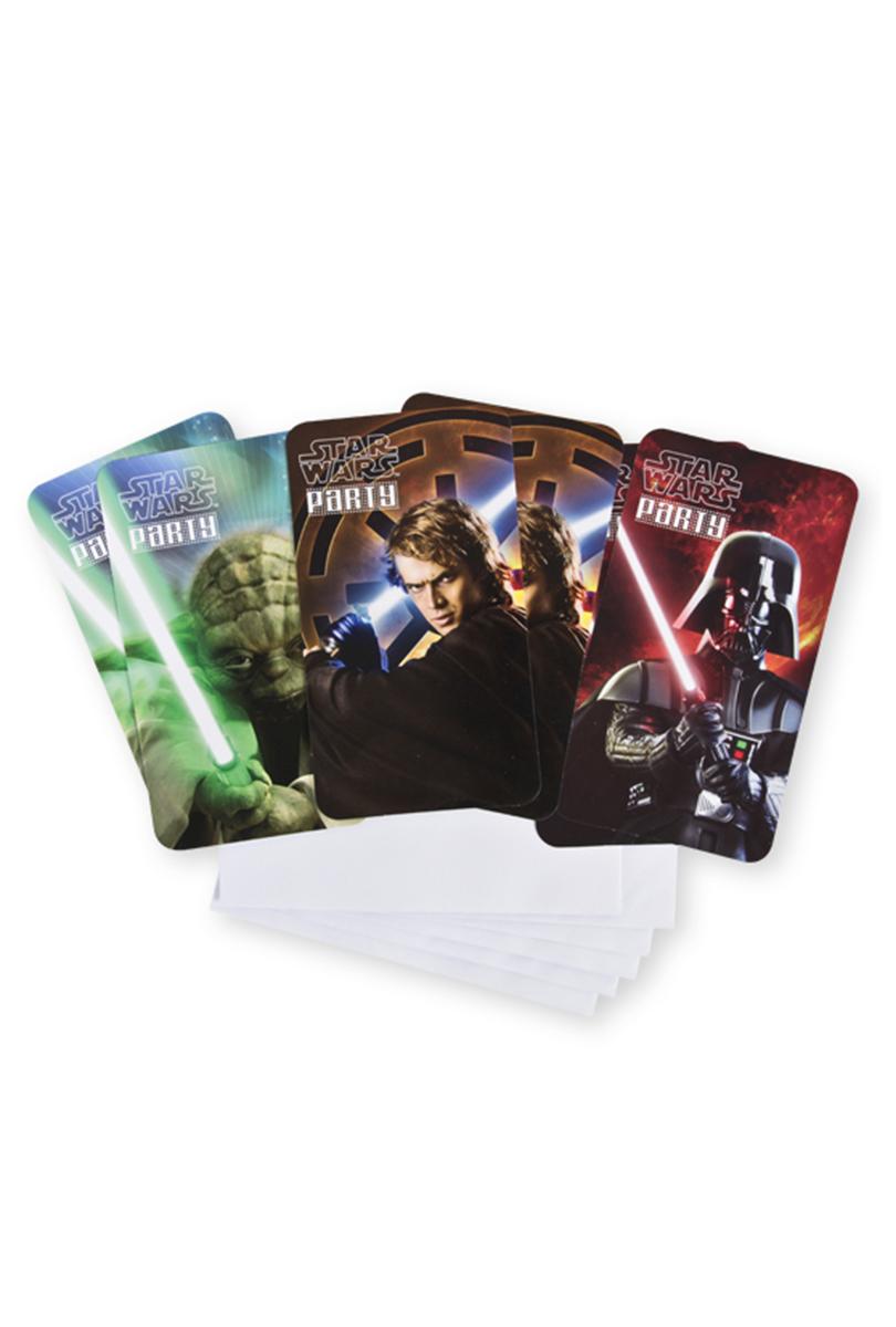 Star Wars, inbjudningskort