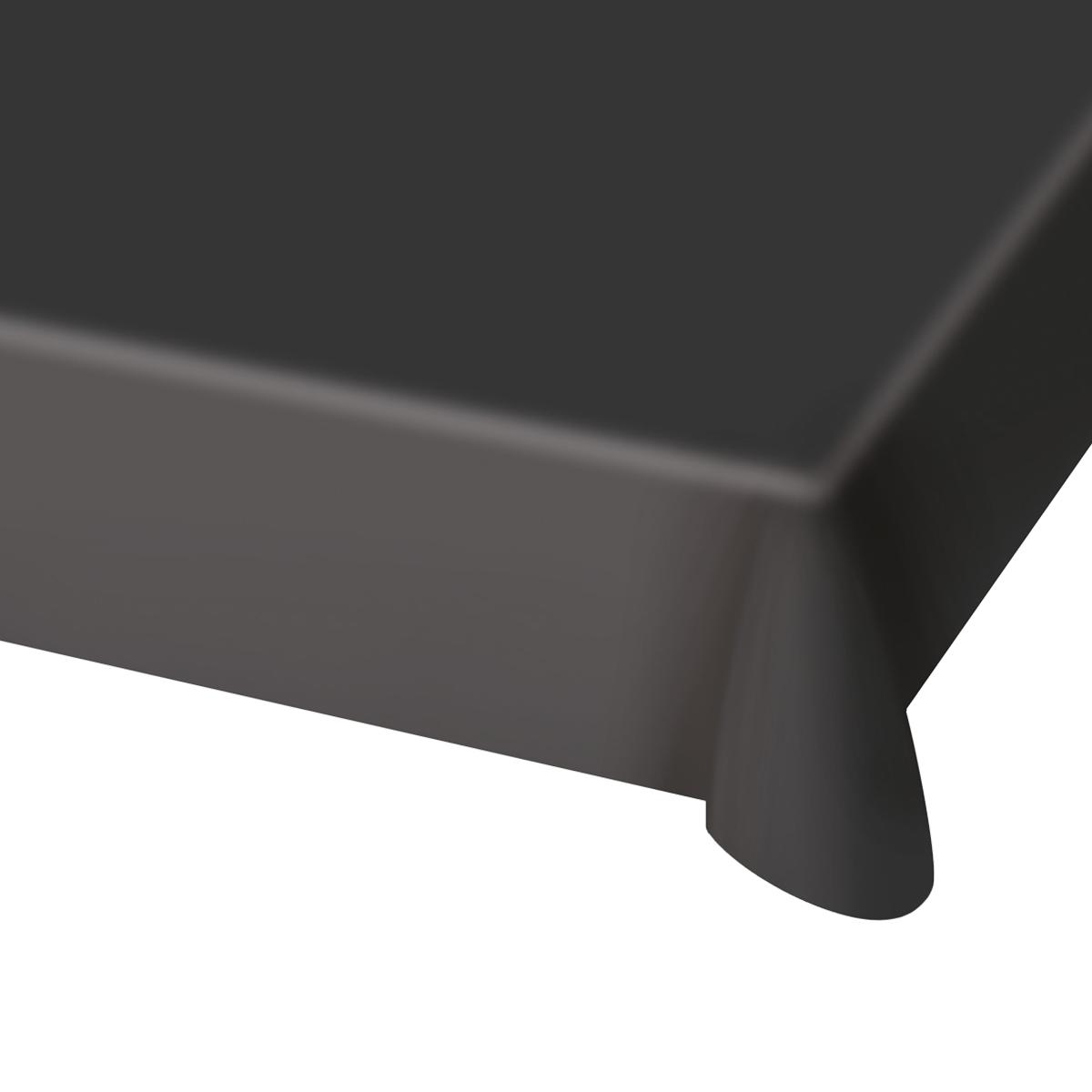 Duk, svart 180x130 cm