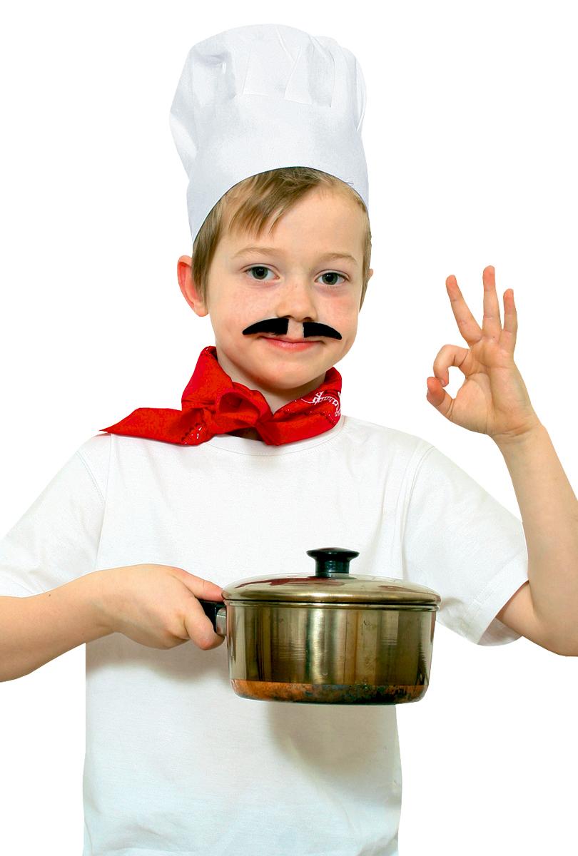Kockmössa, barn