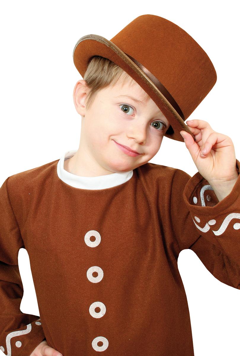 Pepparkakshatt, brun