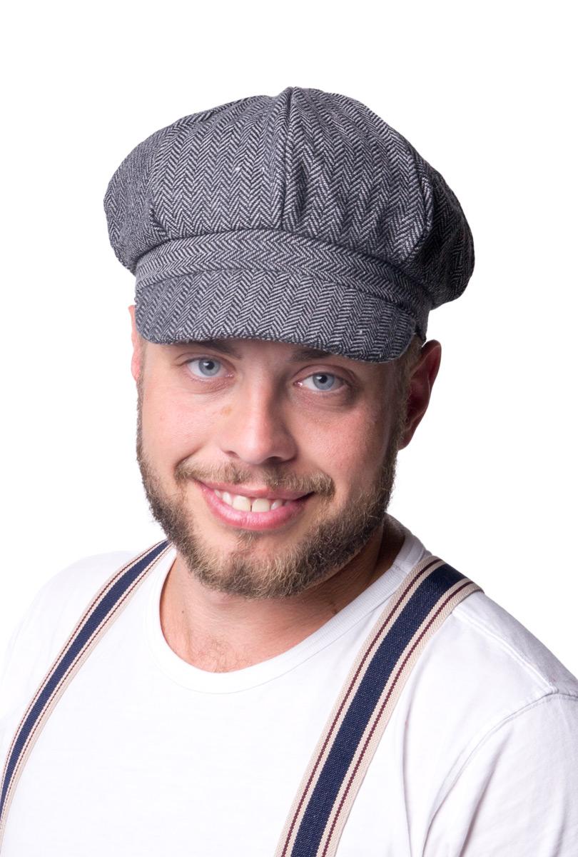 20 tals hatt herr