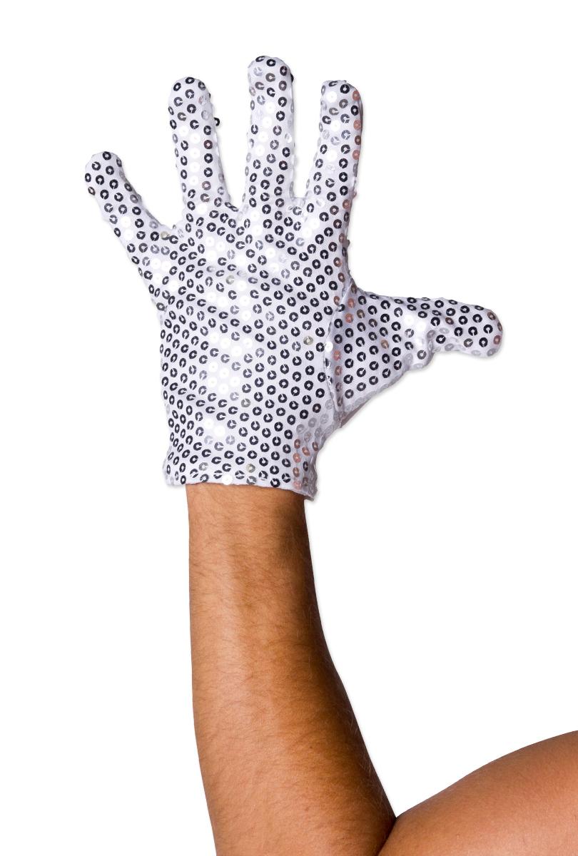 Michael glitterhandske