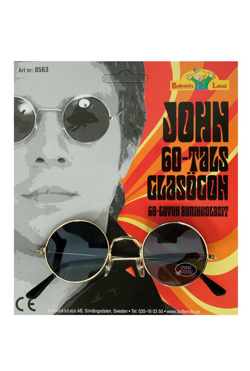 Glasögon, 60-tal