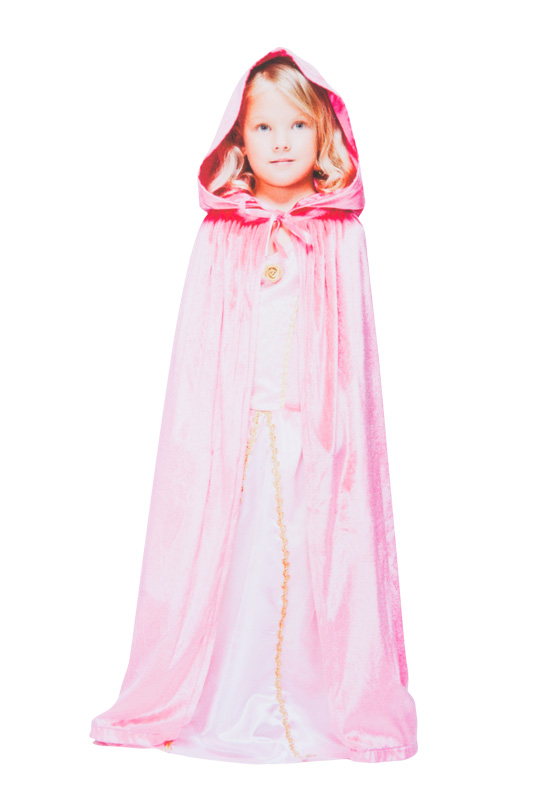 Mantel rosa barn