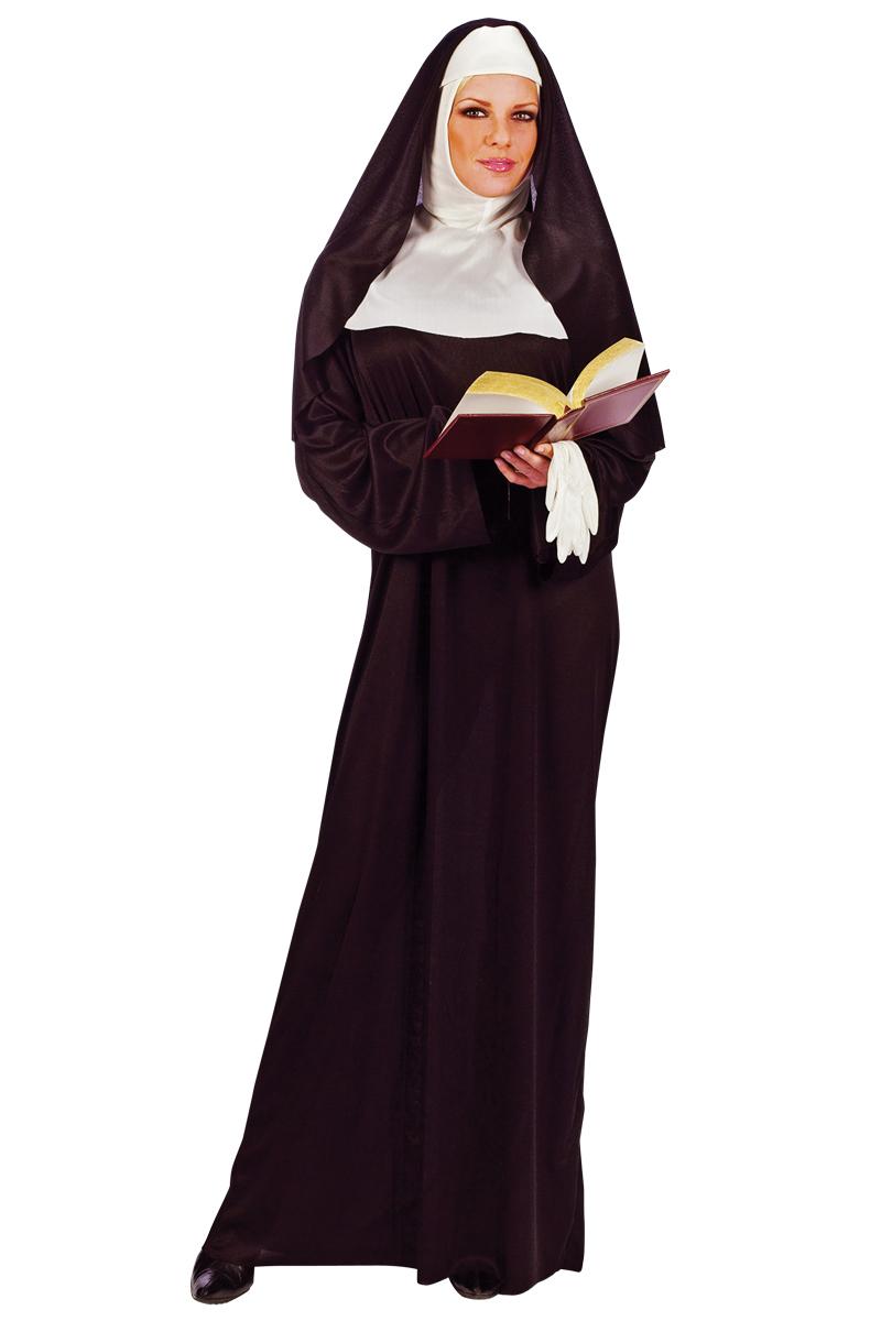 Dräkt, Klassisk nunna