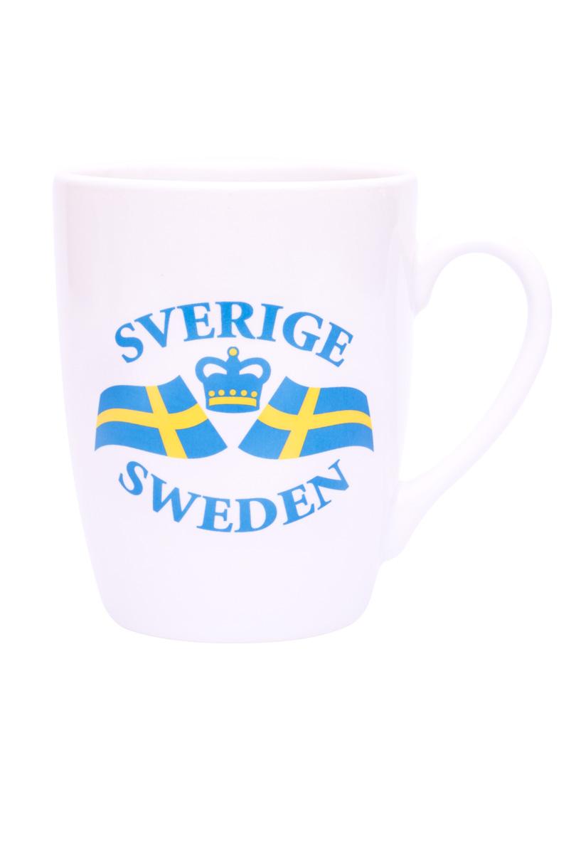 Mugg, Svenska flaggan