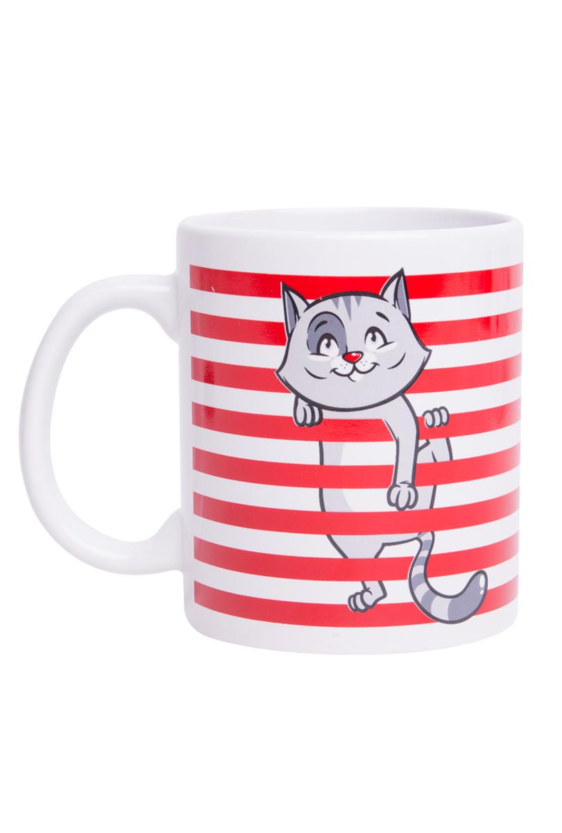 Mugg , Katt
