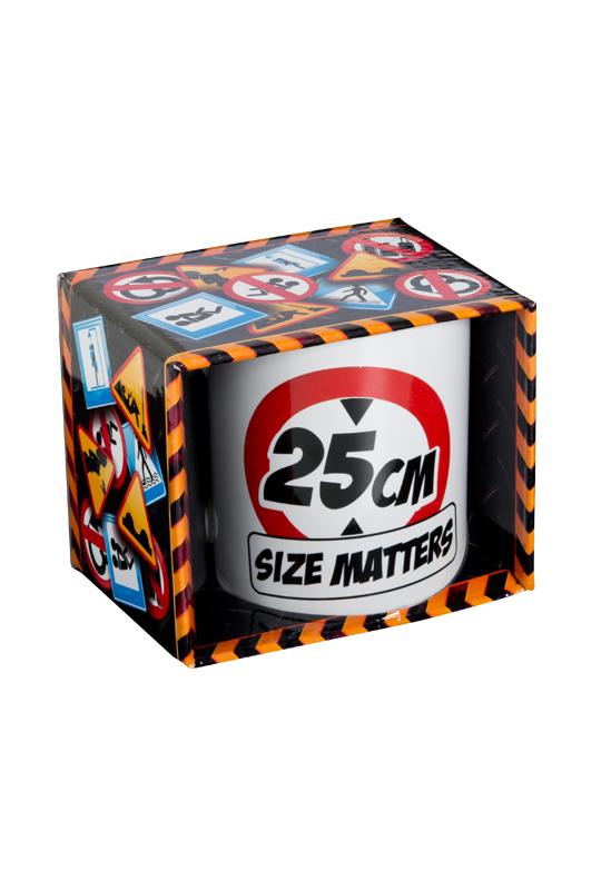 Mugg - Size matter