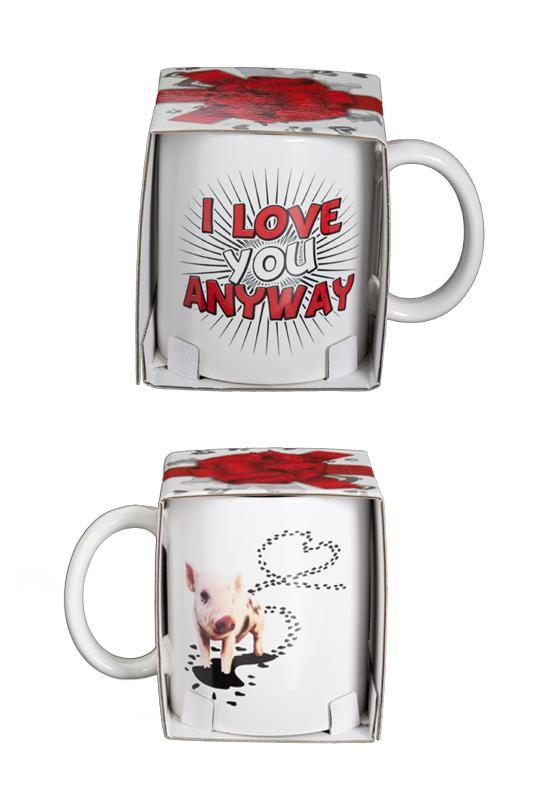 Mugg - I love you anyway