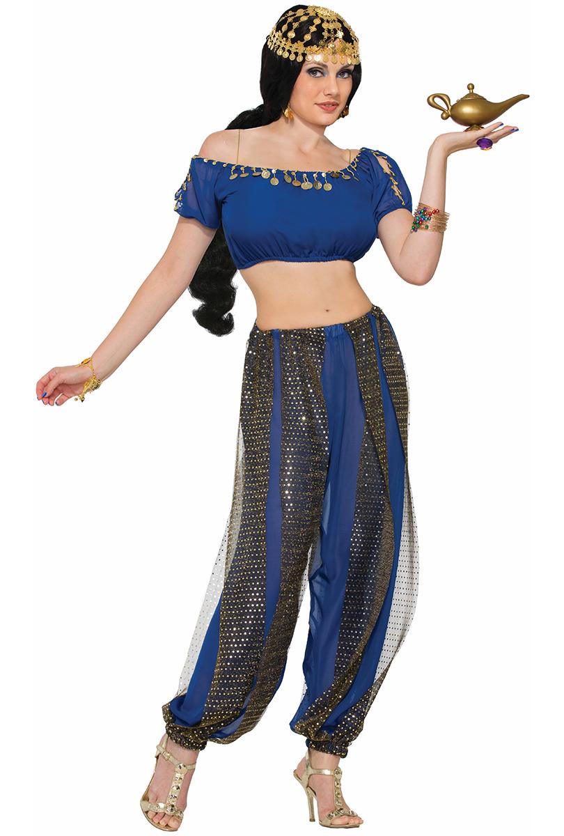 Dräkt, orientalisk prinsessa