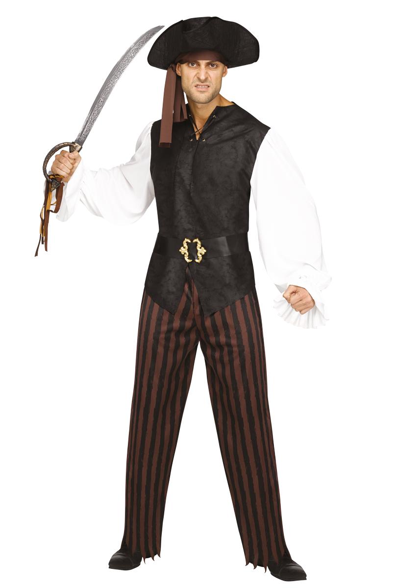Dräkt, Rustik pirat