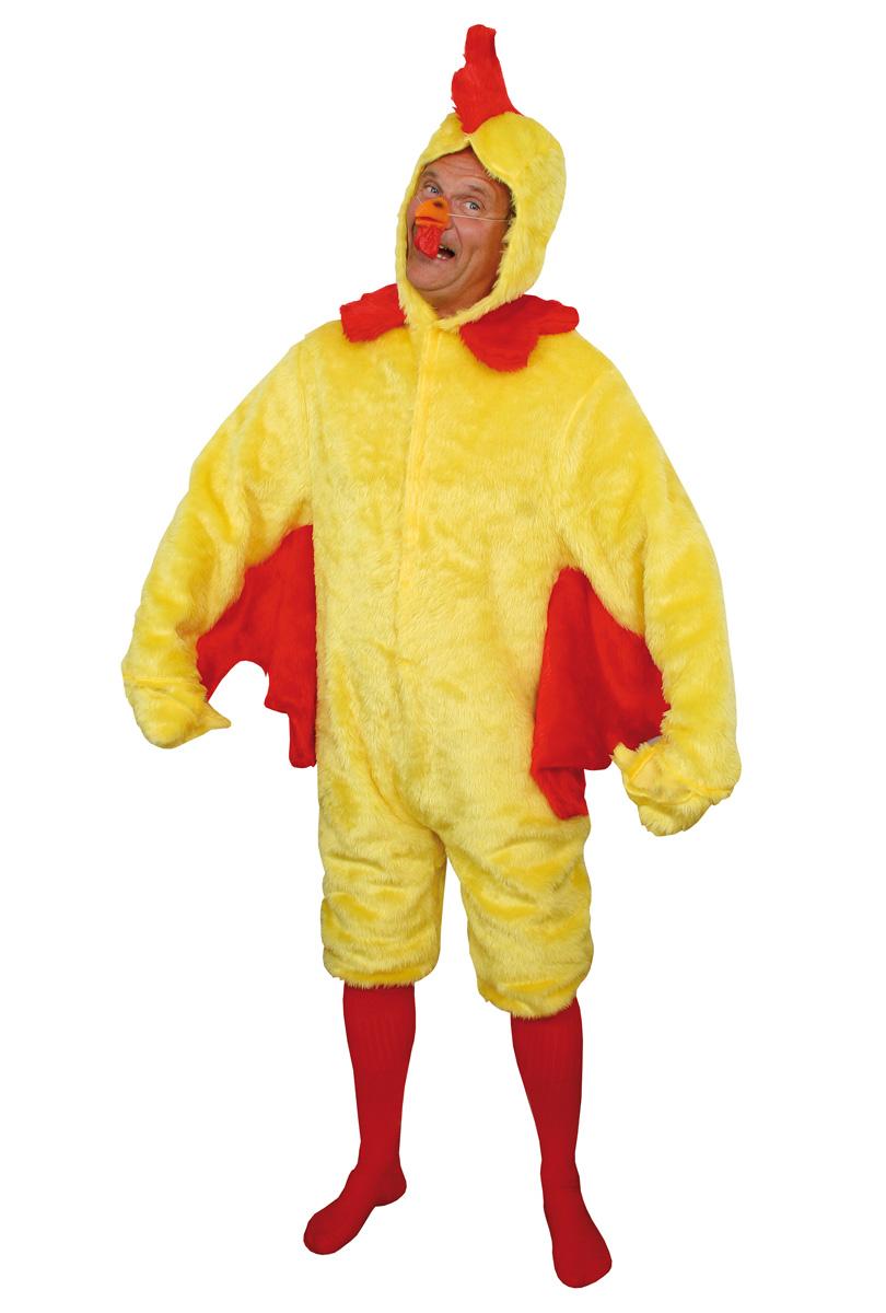 Kycklingdräkt, vuxen