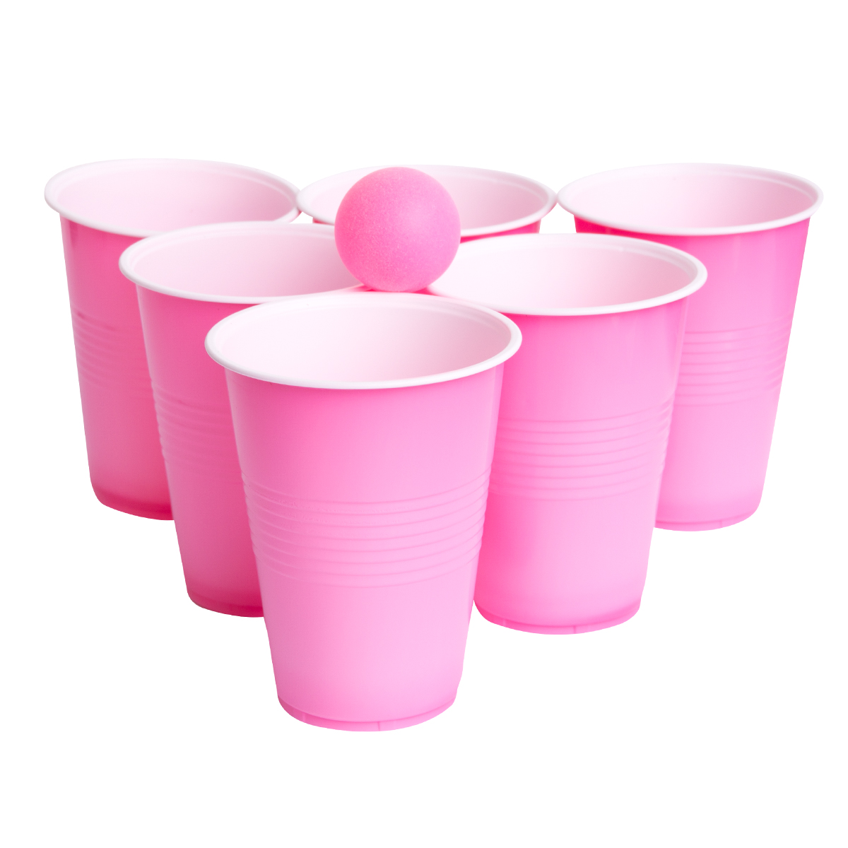 Beer pong, Rosa