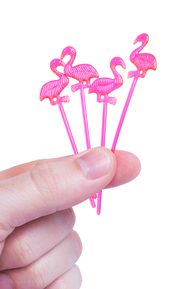 Picks, flamingo 24st