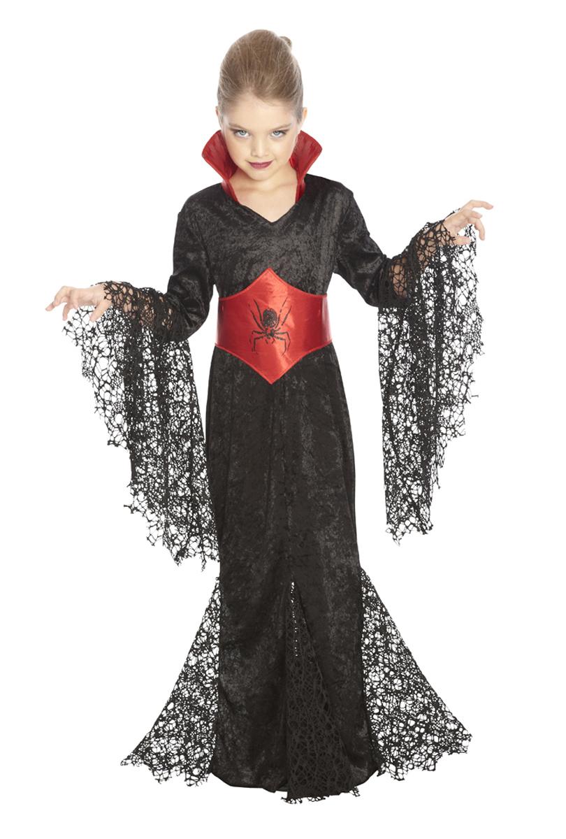 Dräkt, Vampyraklänning med spets