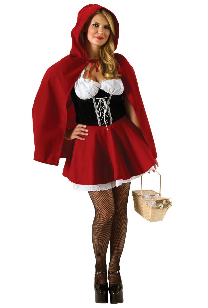 rödluvan halloween kostym