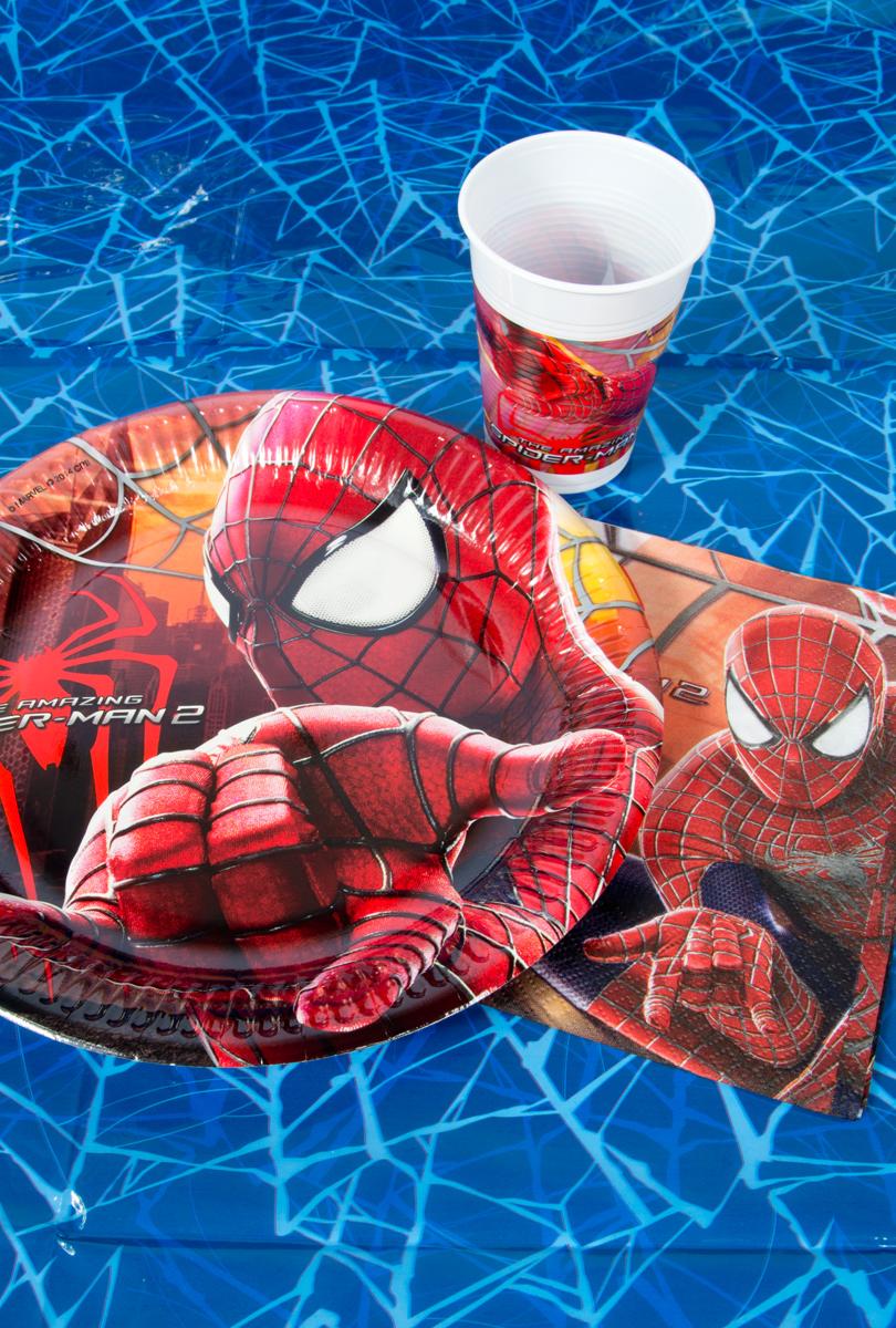 Partybox, Spindelmannen