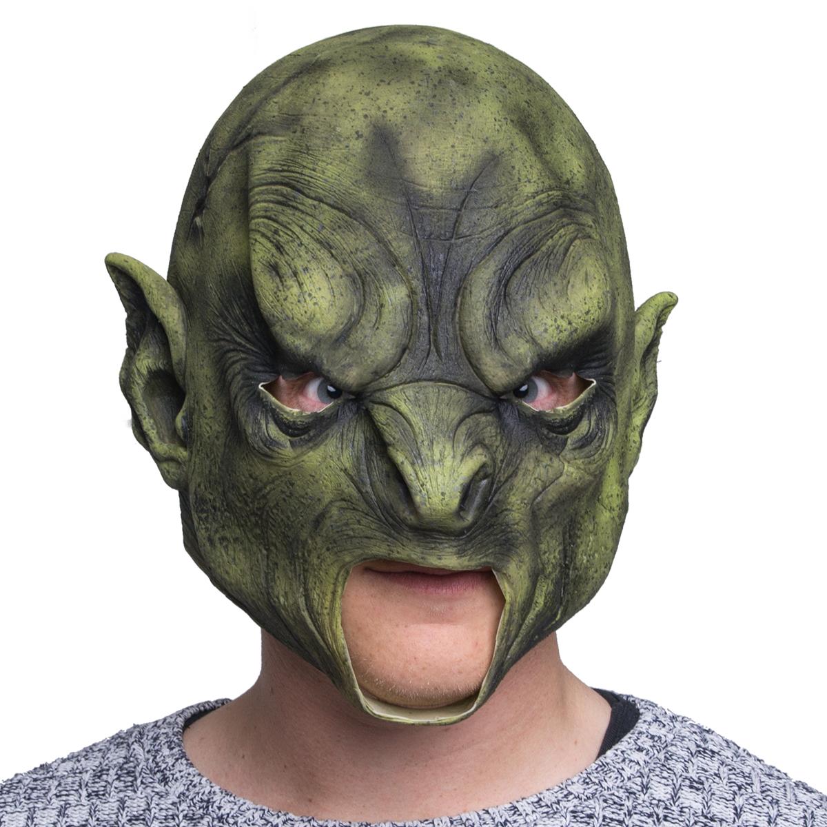 Mask, Orc grå