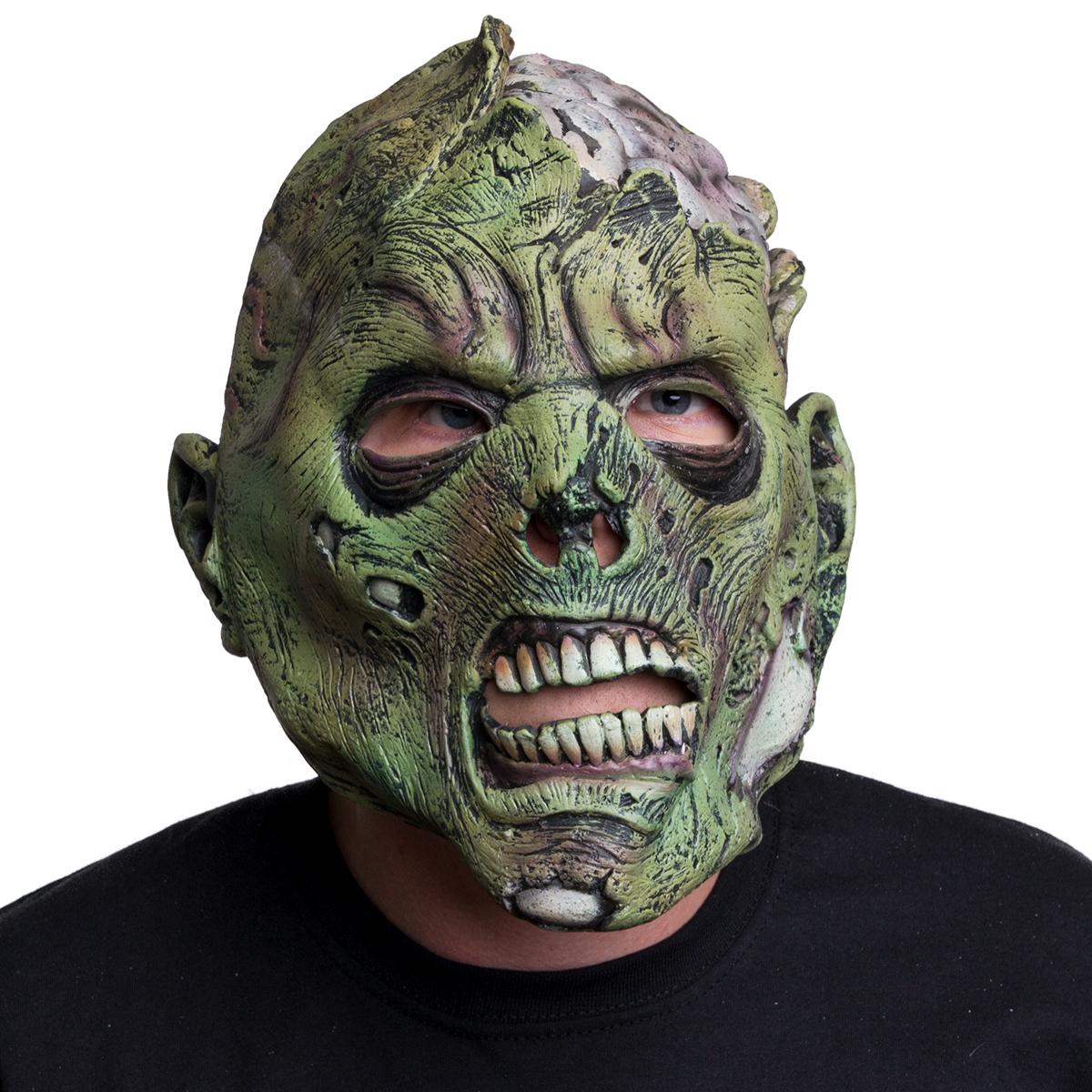 Mask, Öppen hjärna