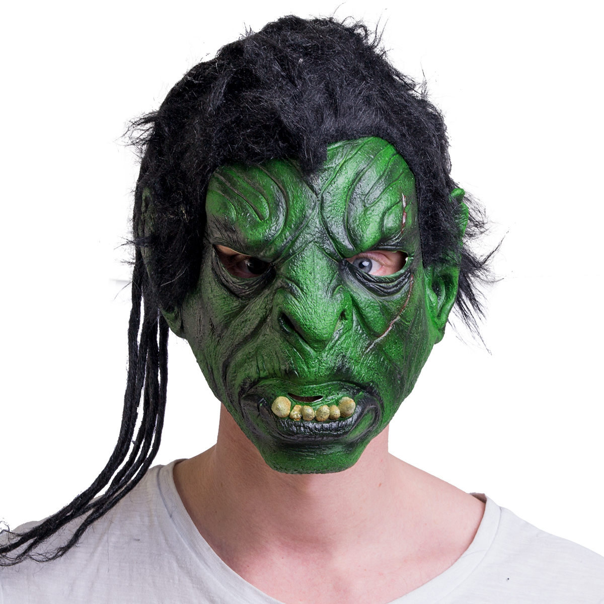 Mask, Grönt monster