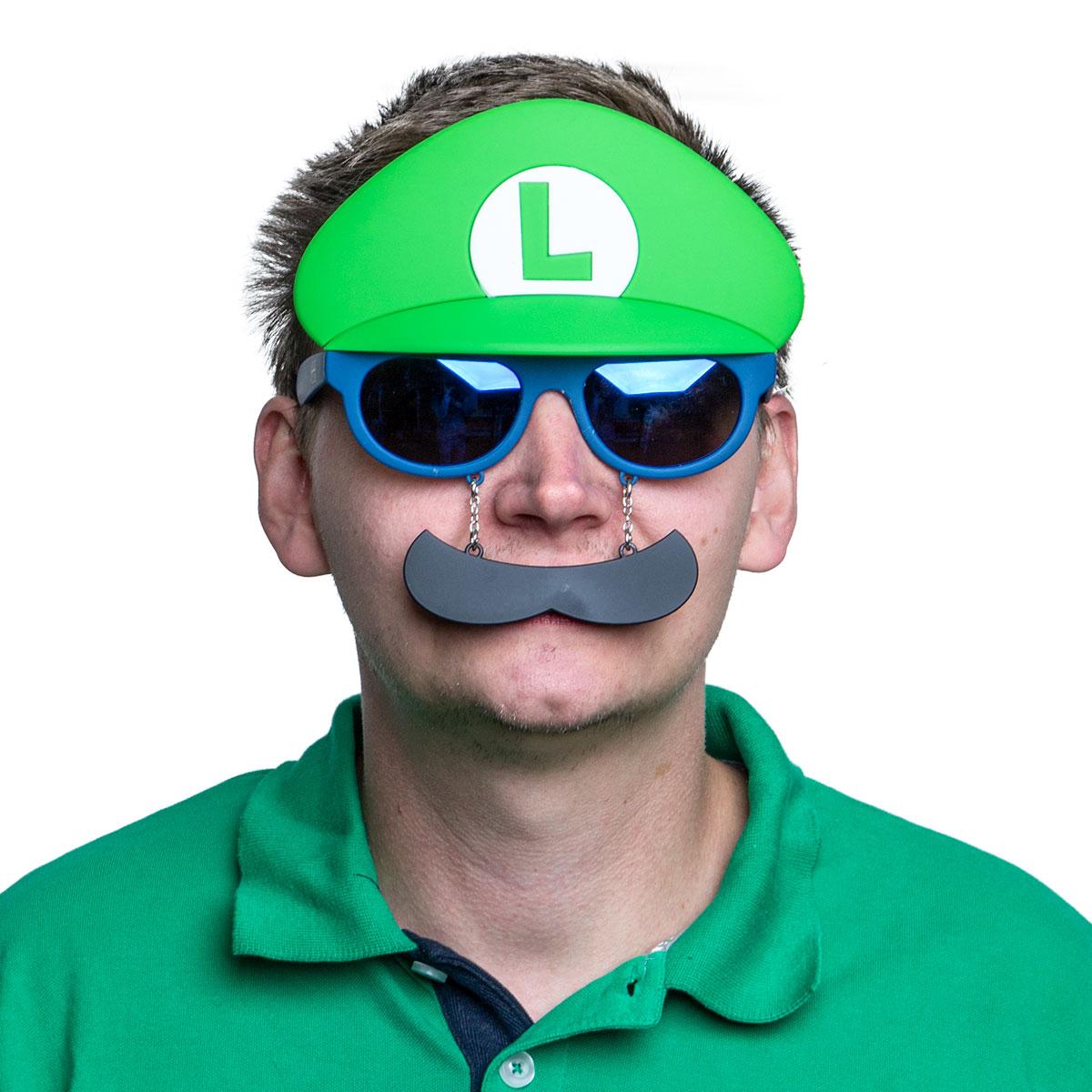 Glasögon, Luigi