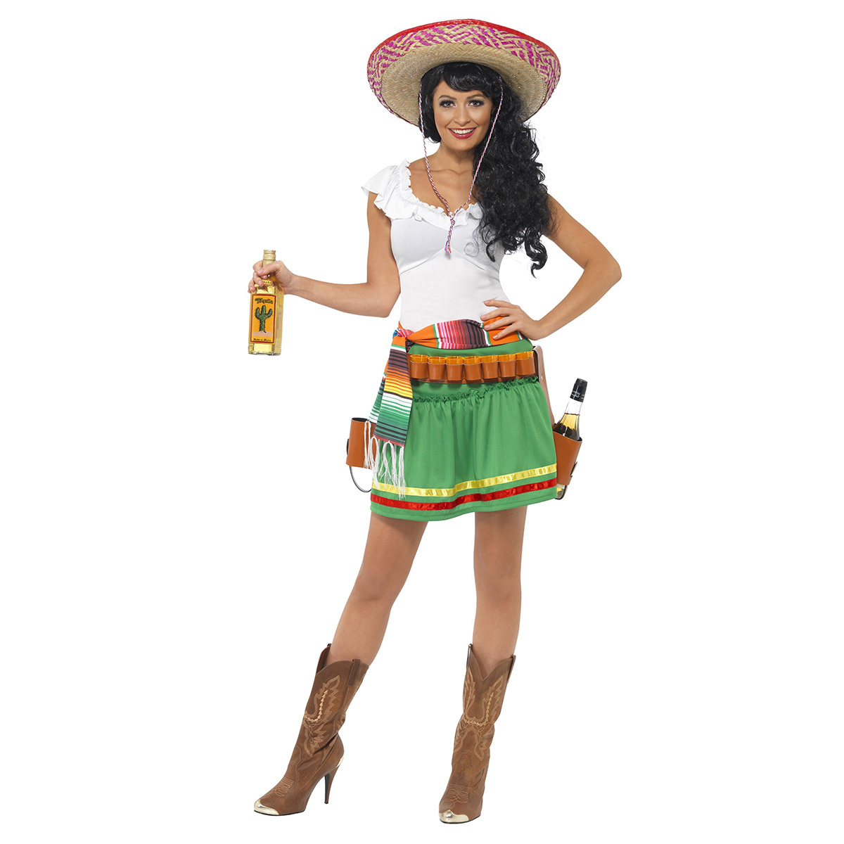 Dräkt, tequila girl M
