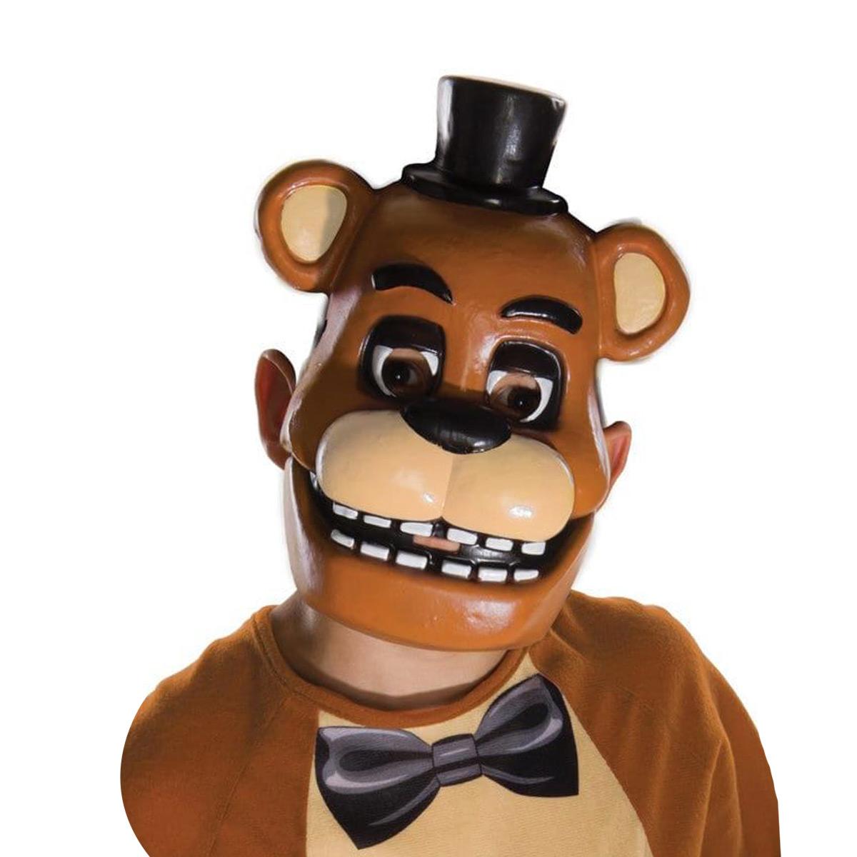 Mask  Freddy
