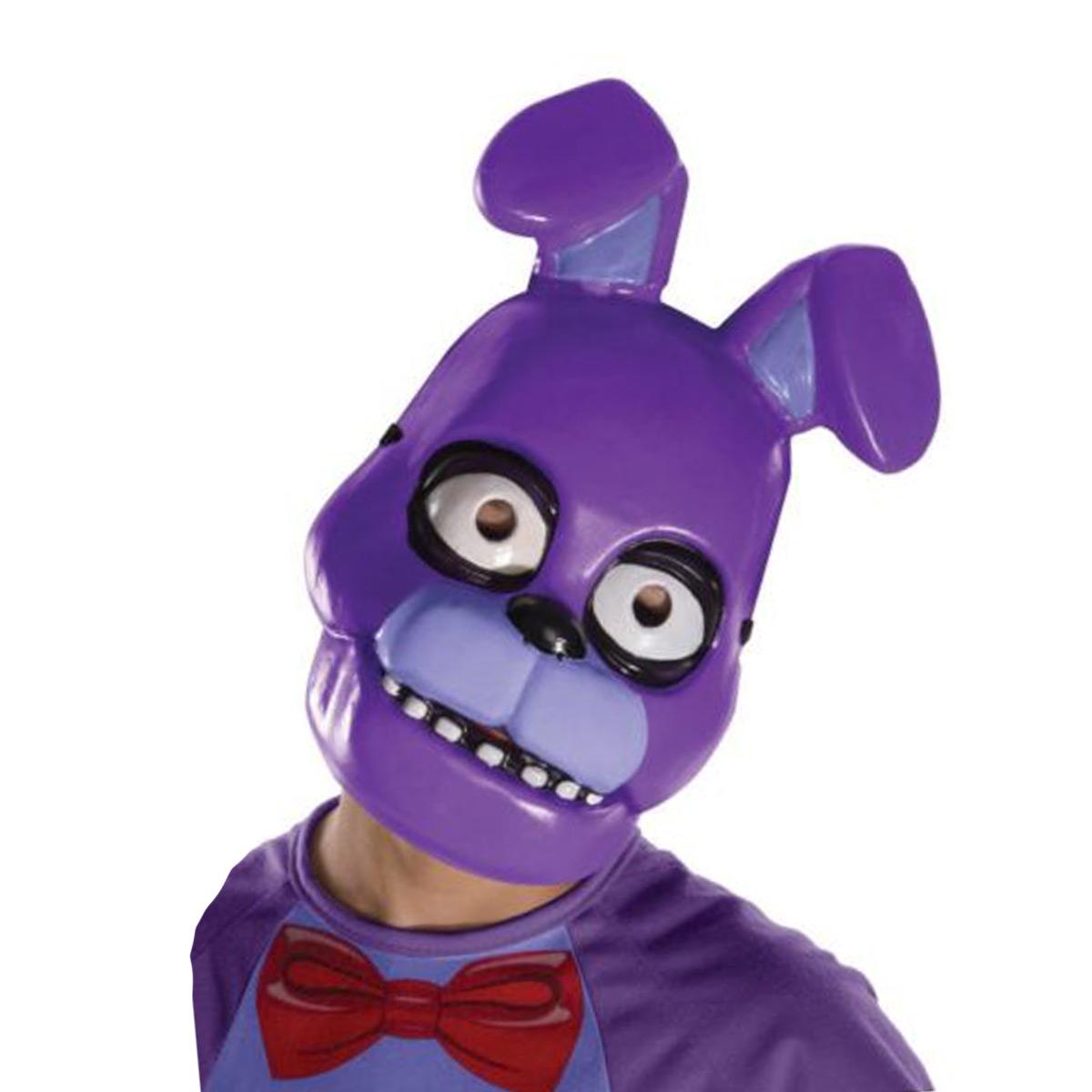Mask, Bonnie