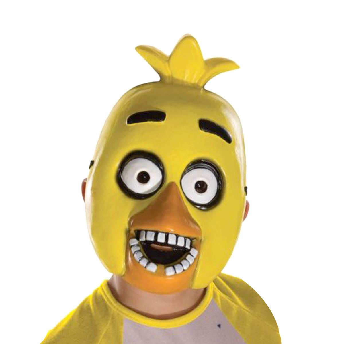 Mask, Chica