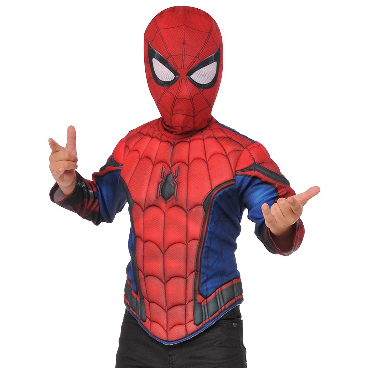 Barndräkt, Spiderman